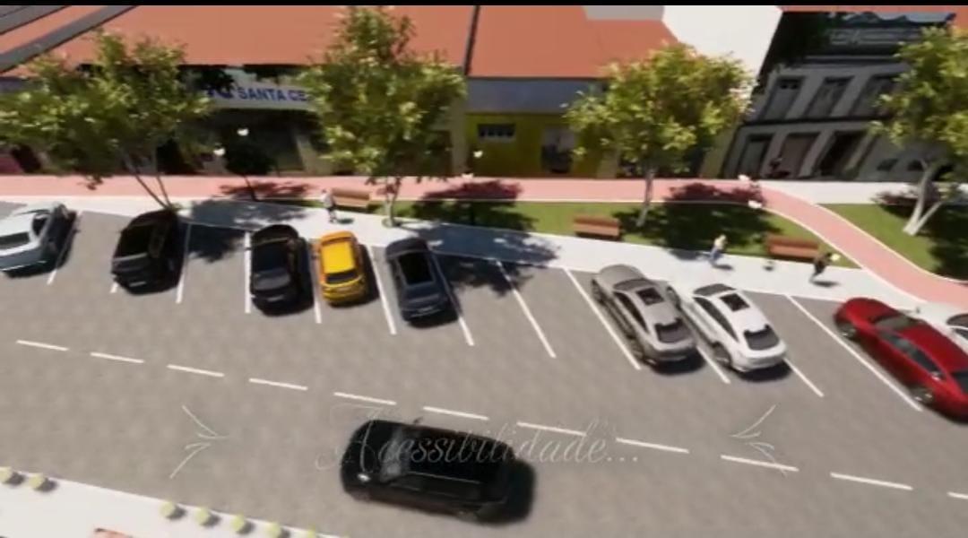 Revitalização e mobilidade transformam o centro urbano de Bananeiras