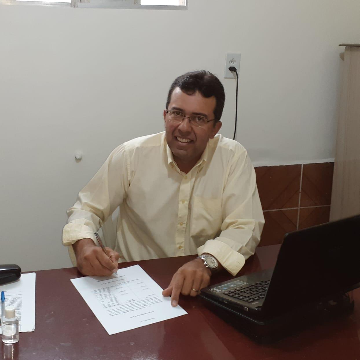 Foto Perfil Maganez Vieira dos Santos