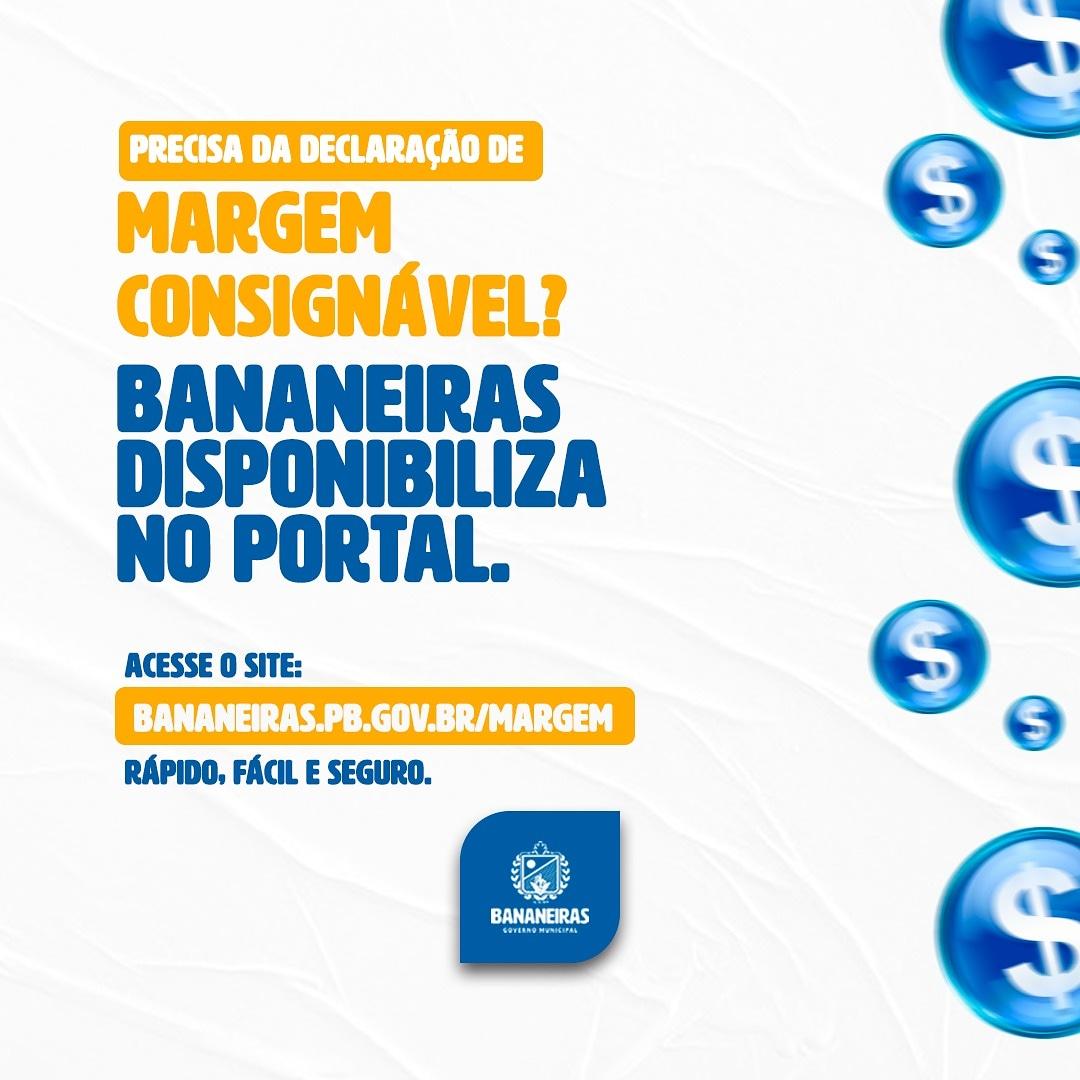 Prefeitura Municipal lança espaço online no portal institucional para consulta da margem consignável