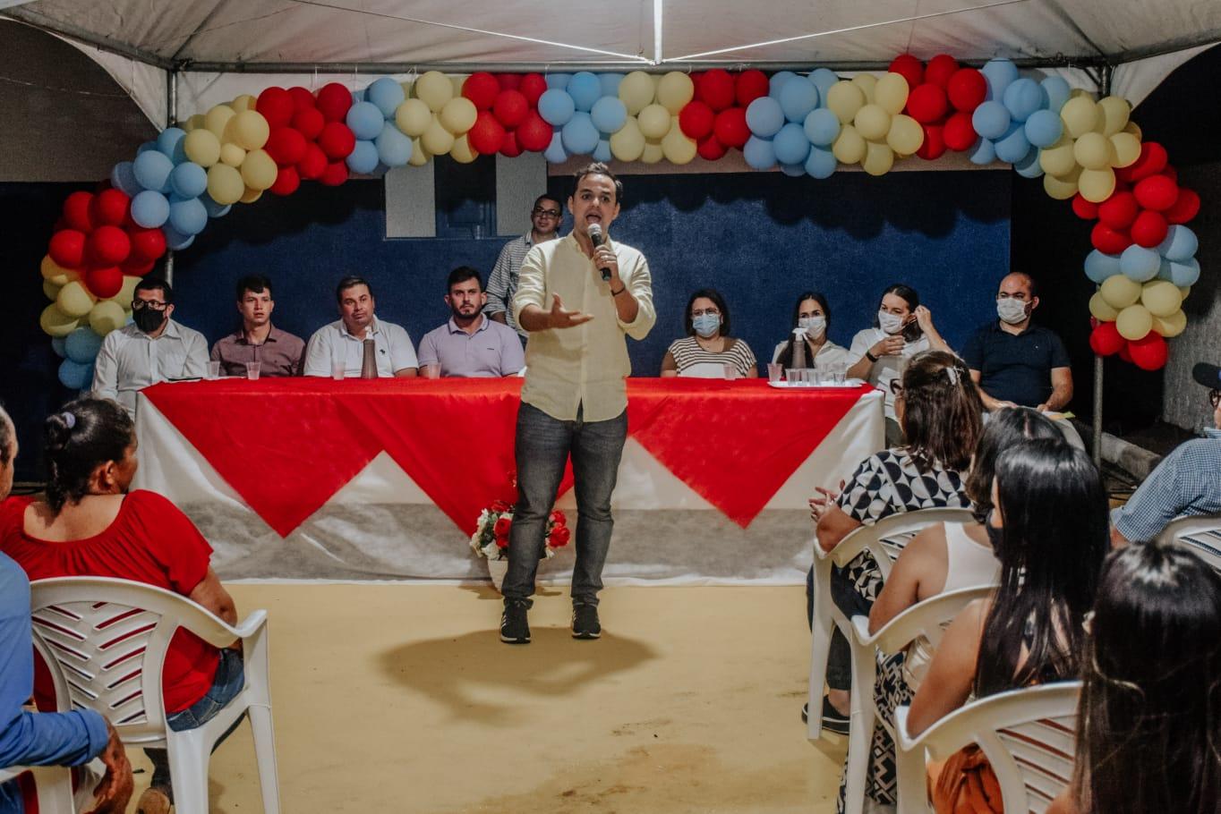 Governo Municipal entrega a primeira escola modelo do município